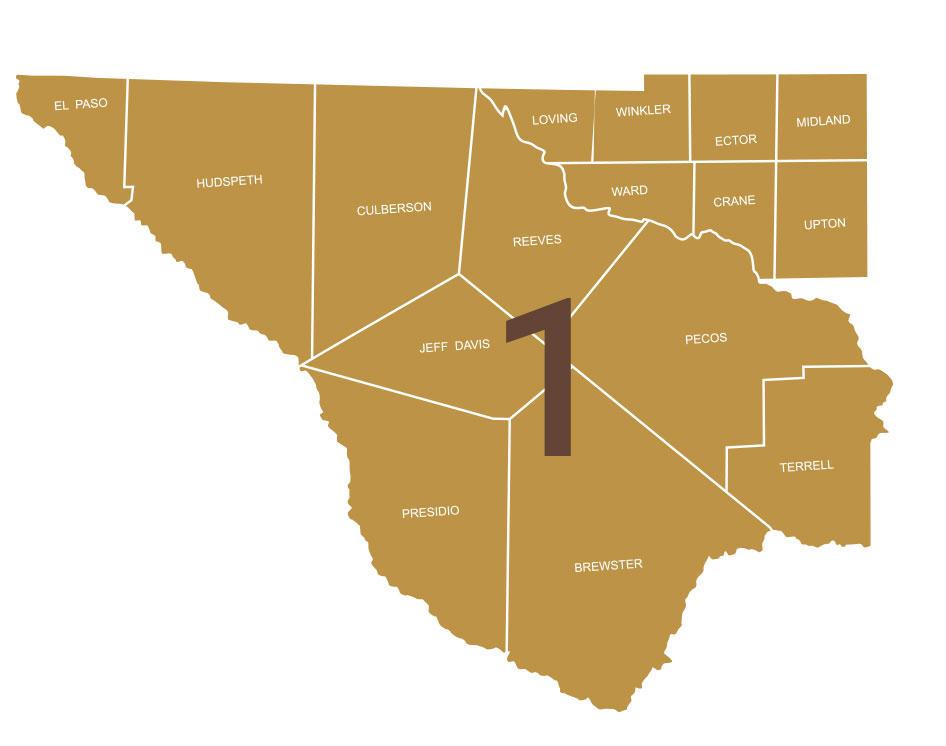 Map Of Texas 4 Regions.Entry Map Tbga